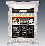 2 kg Original Polypropylen FASER für Estrich, Beton, Gips, Mörtel Beton fasern HQ+