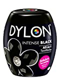 DYLON Intense Black -Dyepod, 1er Pack (1 x 350 g)