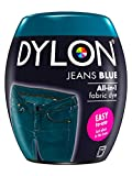 Dylon Maschine Dye Pod, Jeans Blue, 8.5 x 8.5 x 9.9 cm