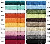Handtücher Serie Prestige in schwerer amerikanischer Luxus-Qualität in 5 Größen und 20 Farben Größe Badetuch, 75x160 Cm, Farbe 155 ivory