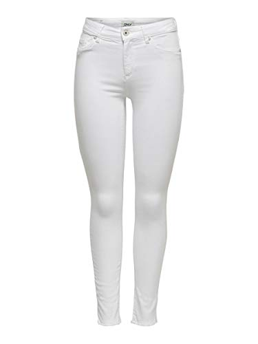ONLY Damen Ankle Jeans Blush Mid...
