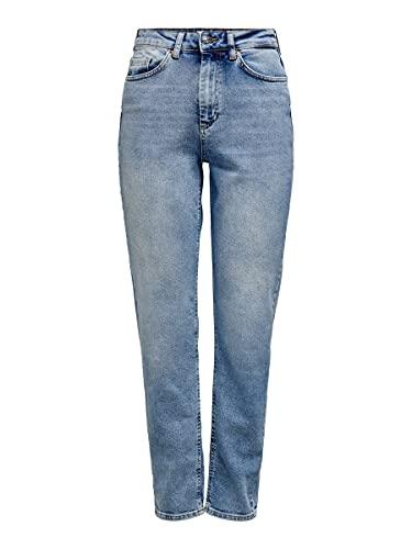 ONLY Damen Veneda Jeans, Light Blue...