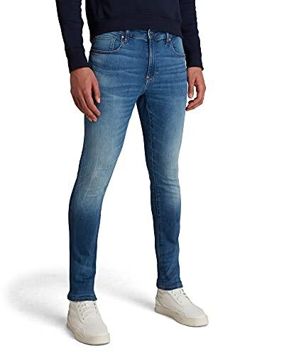 G-STAR RAW Herren Revend Skinny Jeans,...