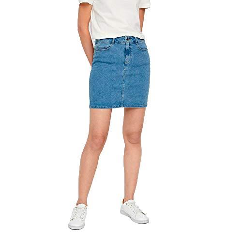 VERO MODA Damen Vmhot Seven Mr S Skirt...