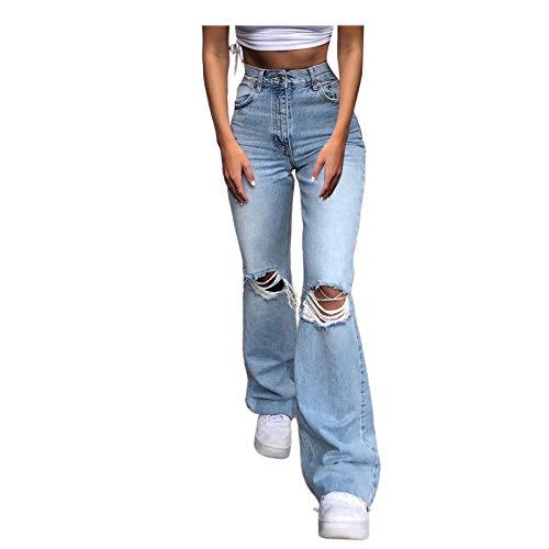 Y2K Jeans Baggy Boyfriend Jeanshosen...