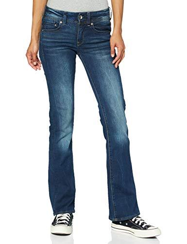 G-STAR RAW Damen Jeans Midge Saddle Mid...