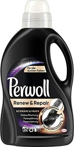 Perwoll Renew & Repair Schwarz & Faser...