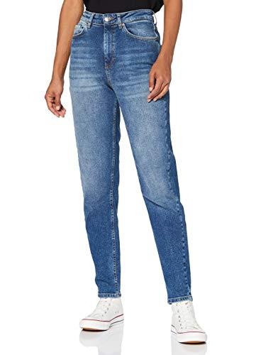 ONLY Damen Onlveneda Life Mom Jeans...