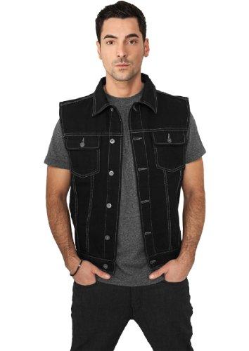 Urban Classics Jeansweste 'Denim Vest'...