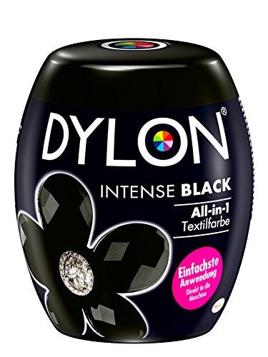 DYLON Intense Black All-in-1 Textilfarbe...