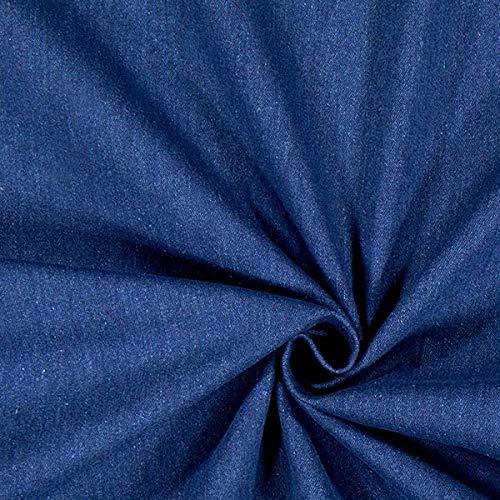 Fabulous Fabrics Jeans marineblau, Uni,...