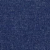 Denim Light, Jeansstoff Mittelblau (7,7 oz), Meterware per 0,5 m