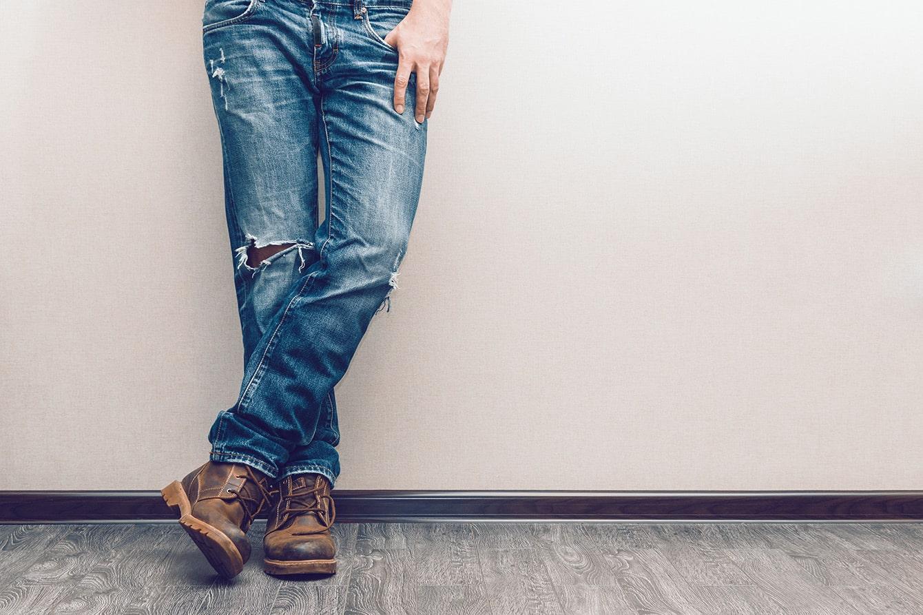 Das sollten Männer beim Kauf einer Jeans beachten