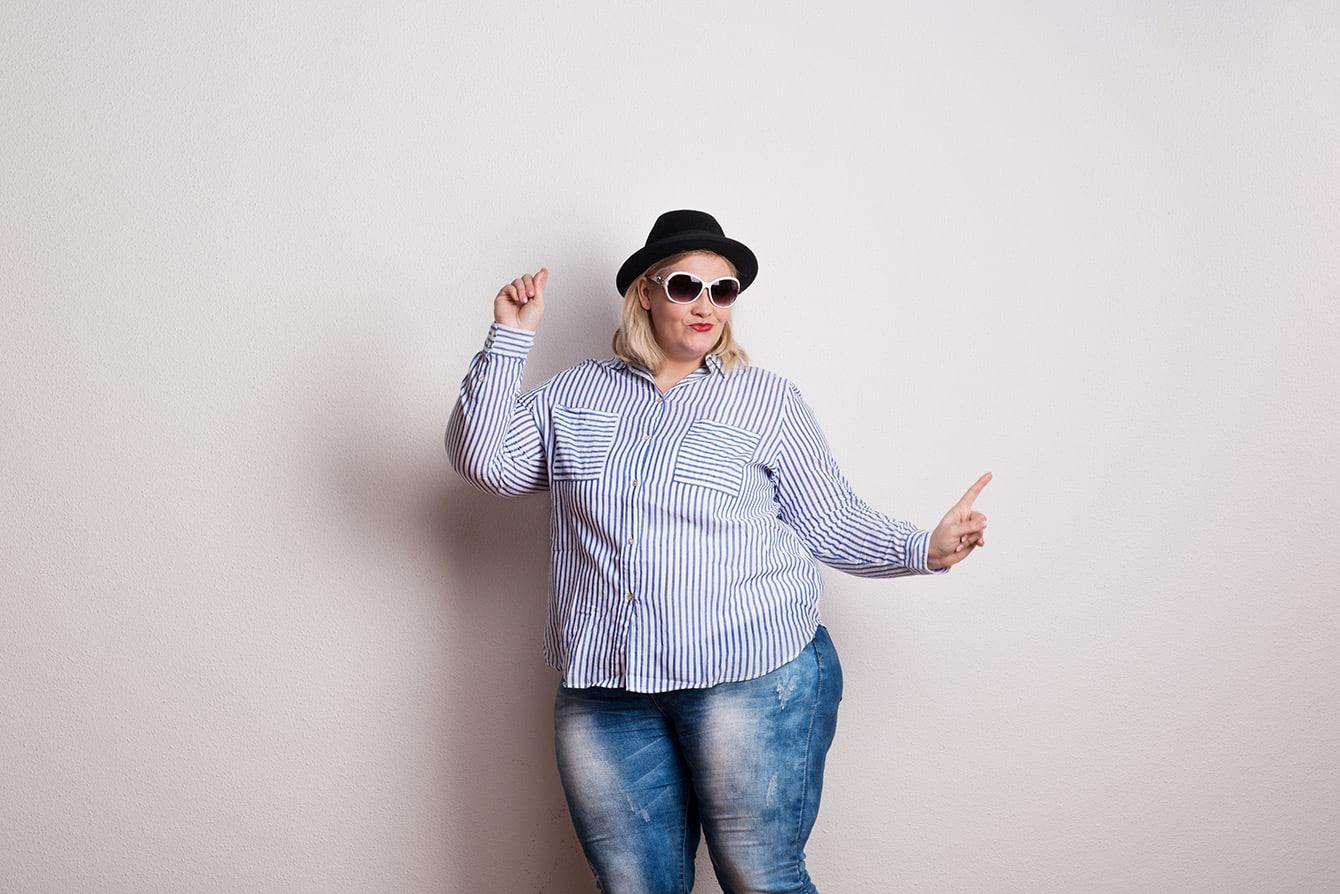 Jeans große Größen - für Frauen mit Format