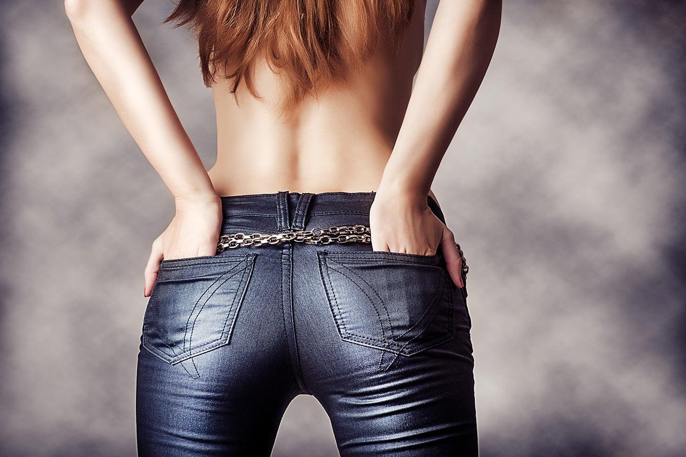 Stretch Jeans, wenn es bequem sein soll