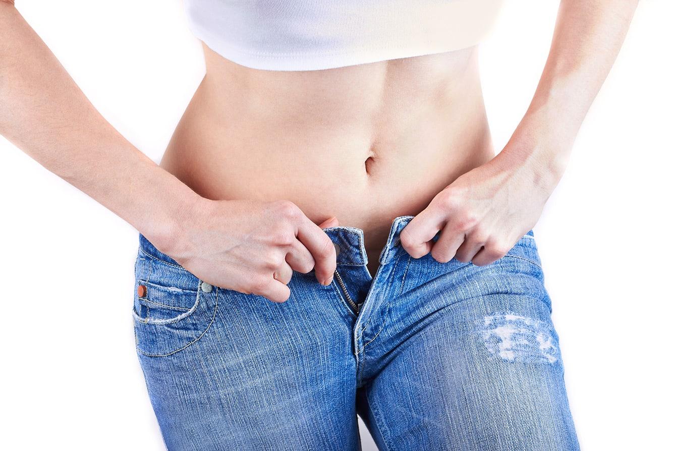 Wie lässt sich eine enge Jeans dehnen