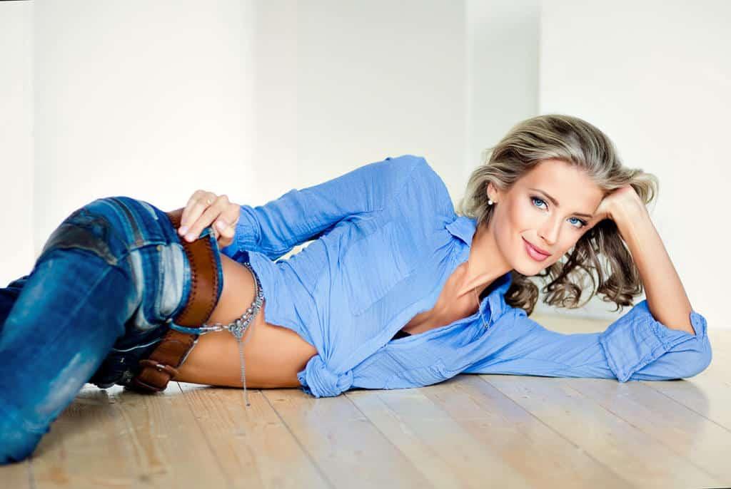 Jeansbluse – flexibel und stets im Trend