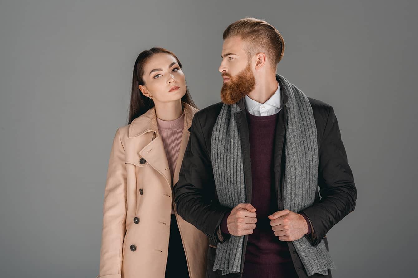 Wie sieht die Jacken- und Mantelmode für den Herbst 2019 aus?